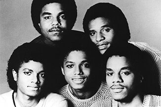 Michael Jackson and The Jacksons