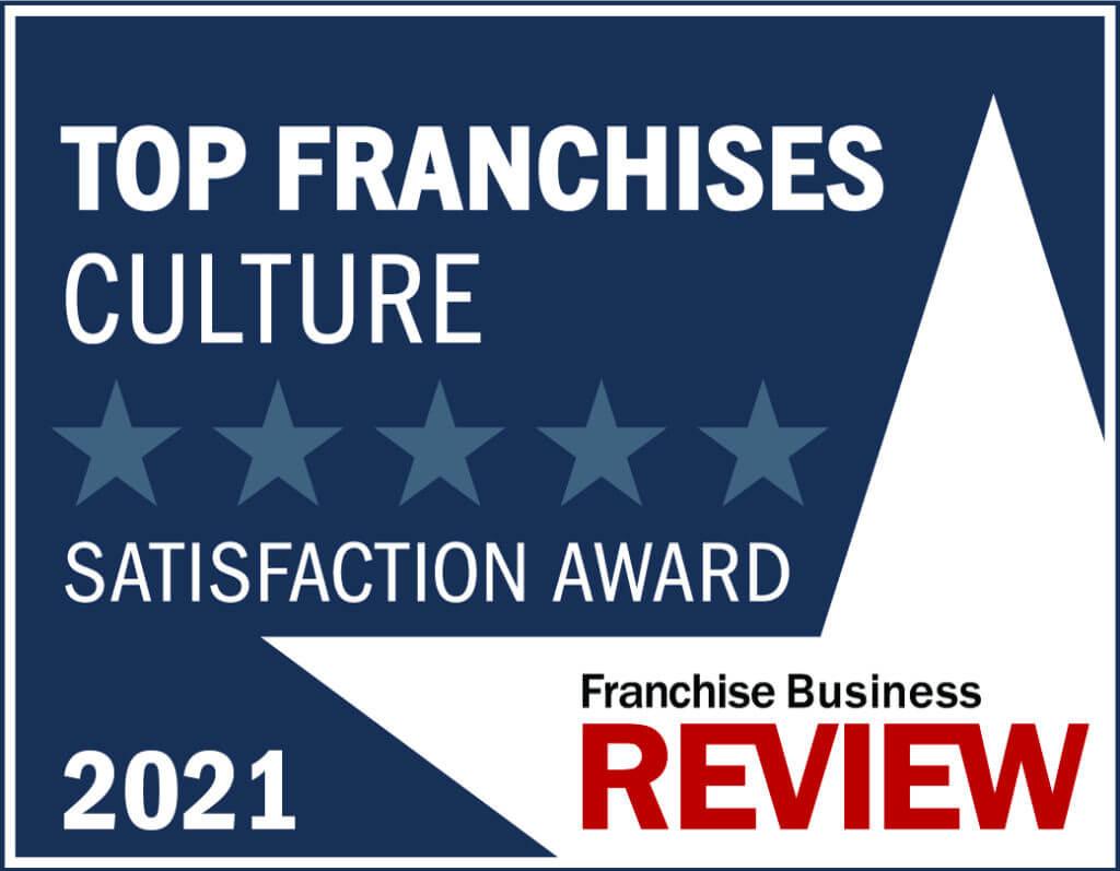 Franchise culture badge