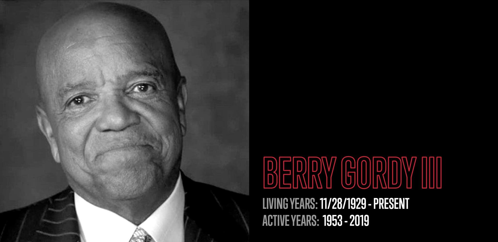 Berry Gordy III