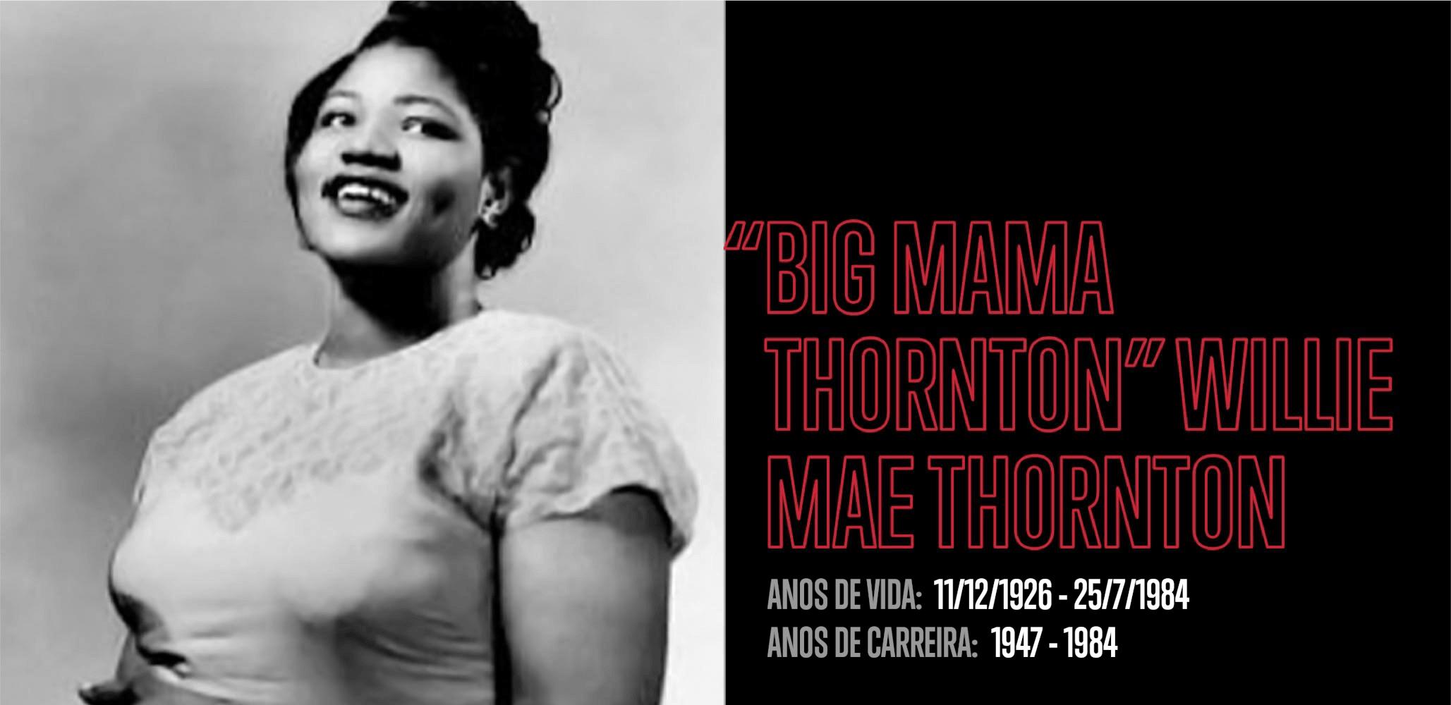 Big Mama Thorton