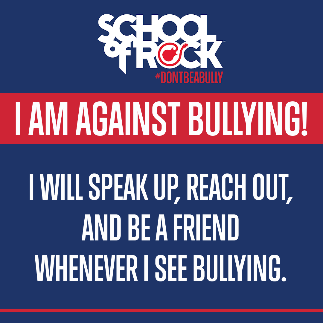 DOWNLOAD THIS IMAGE TO TAKE THE PLEDGE WITH US! TAG @SCHOOLOFROCKPASADENA SO WE CAN SEE IT TOO!