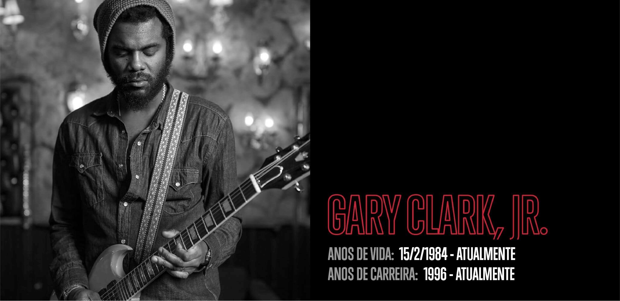 Gary Clarck Jr.