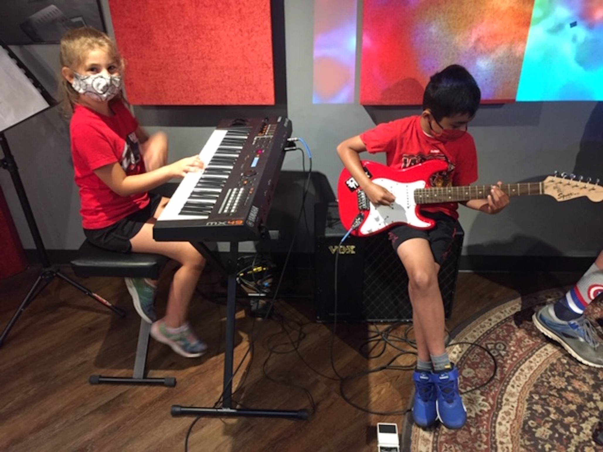 Rock 101 Summer Music Camps at School of Rock Chicago West