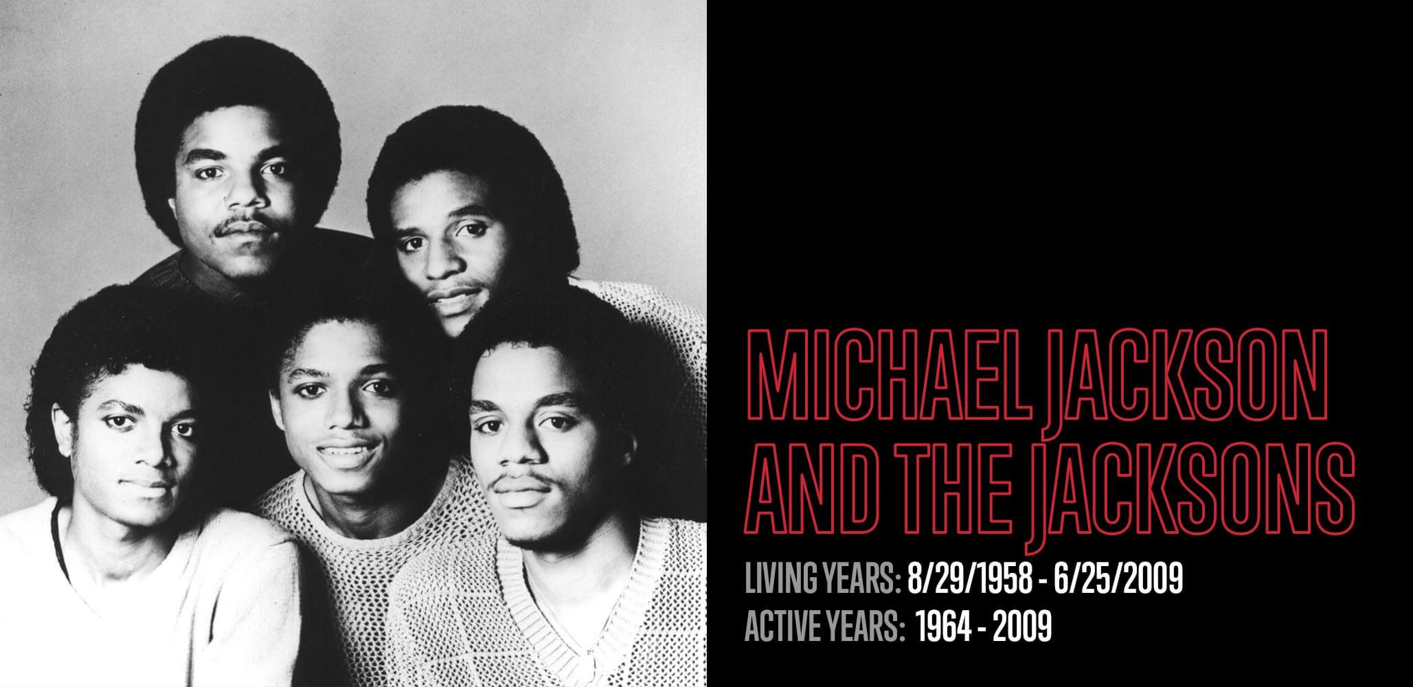 Michael Jackson and The Jacksons