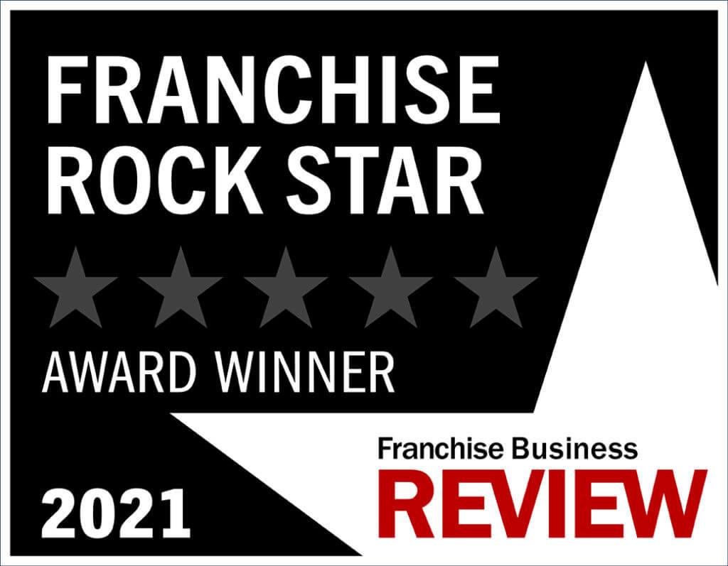 Franchise rockstar badge