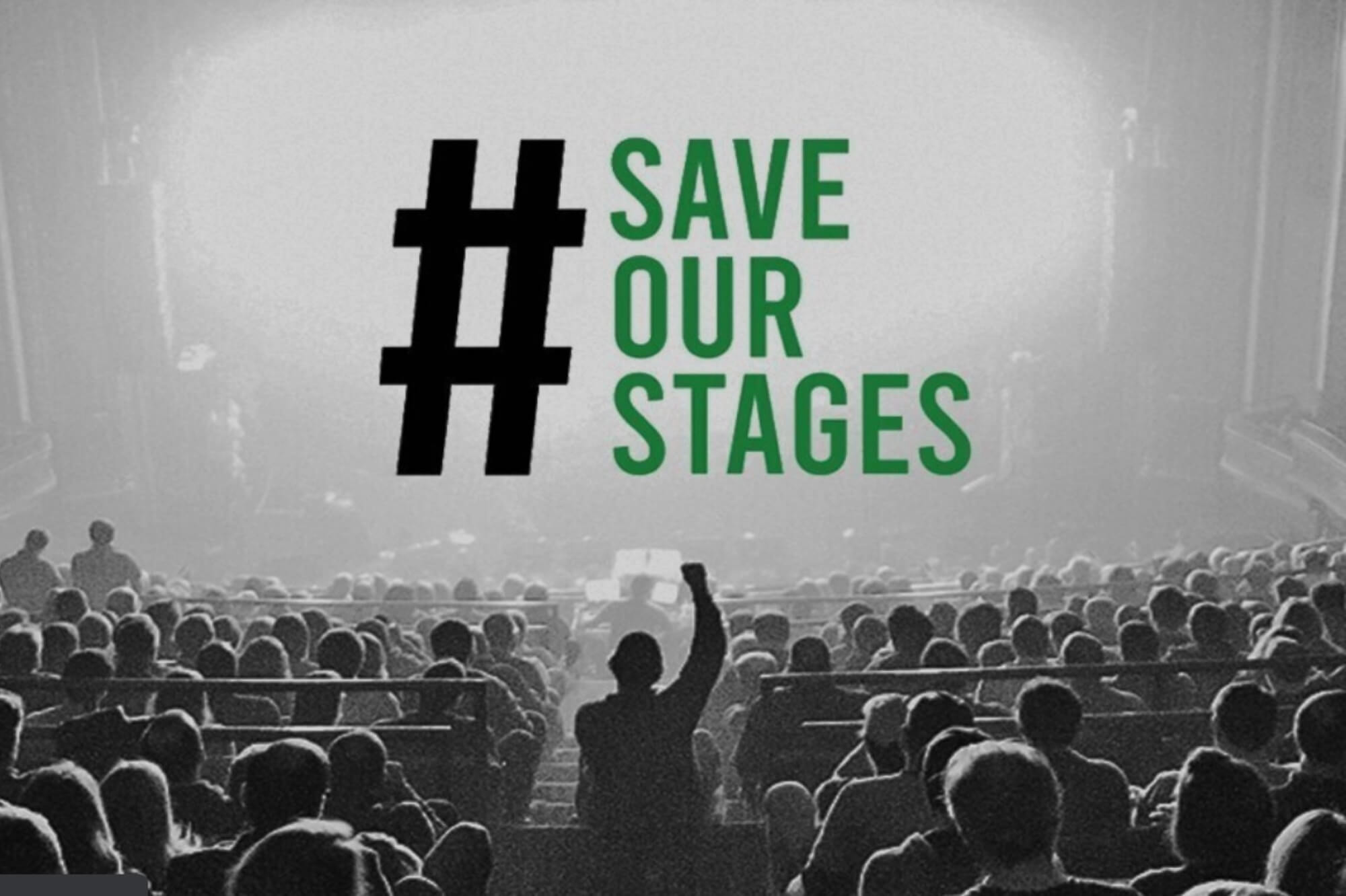 Save Our Stages - NIVA