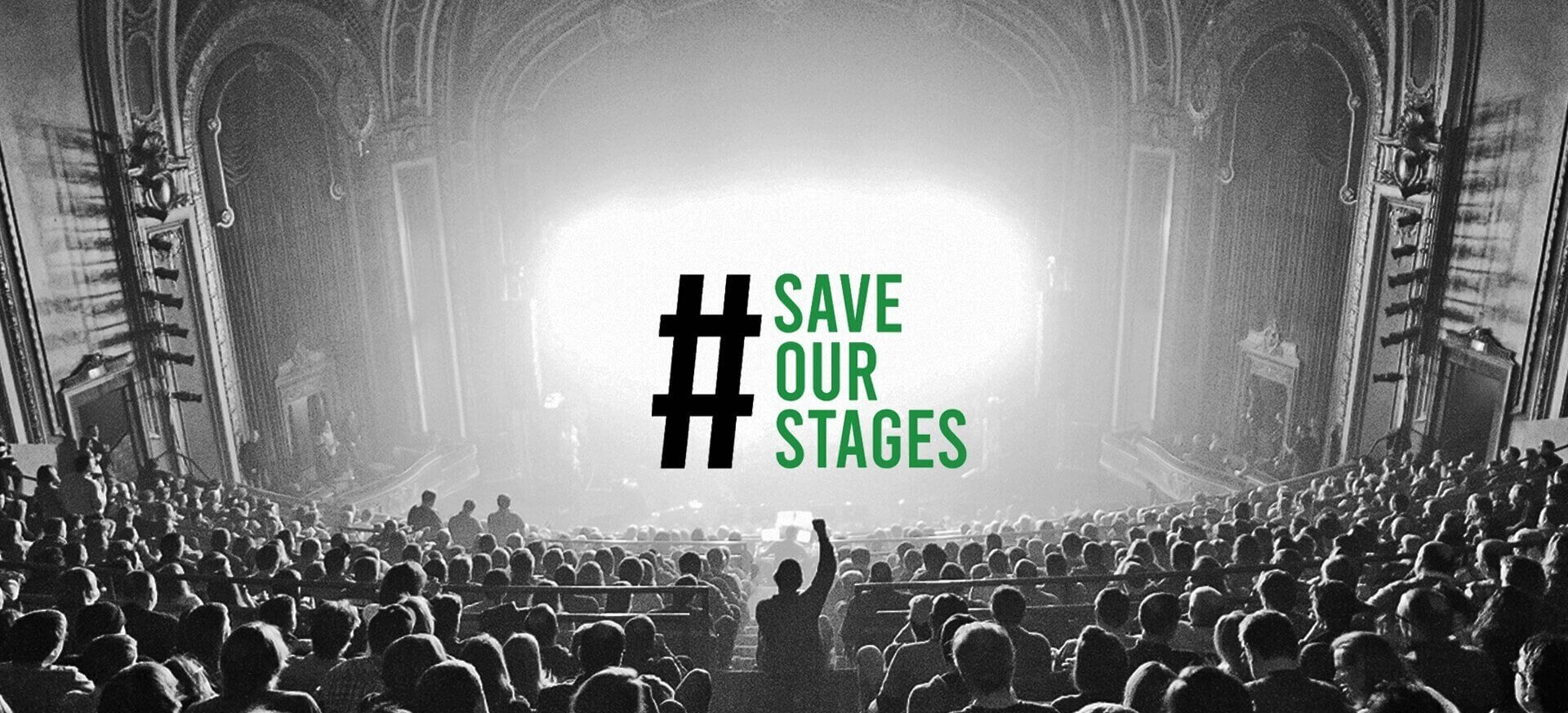 NIVA Save Our Stages!