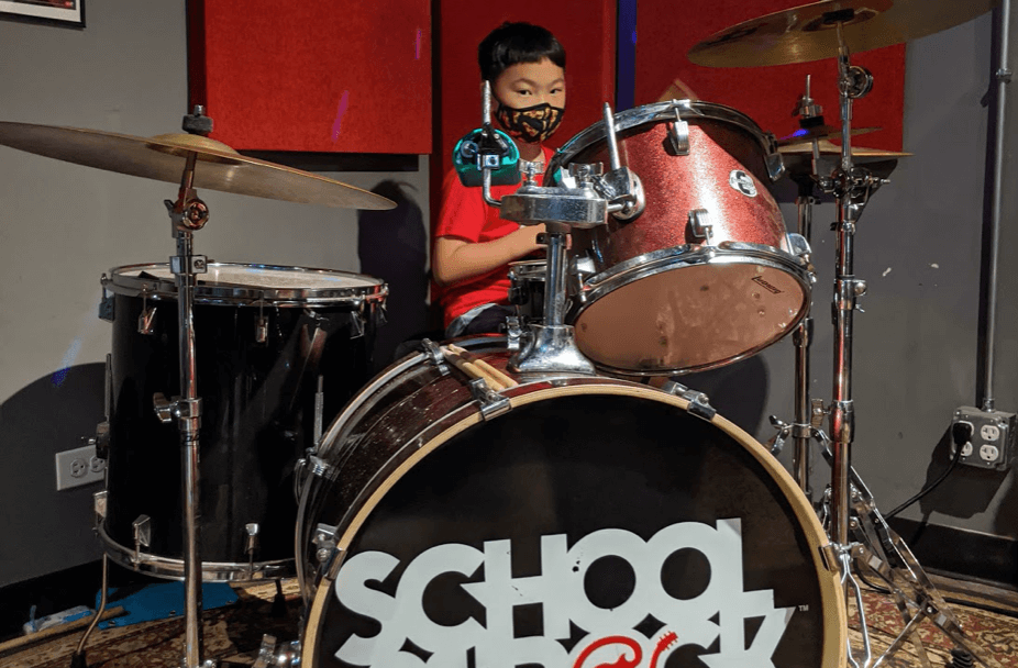 Summer Music Camp Rock 101 at School of Rock Chicago West
