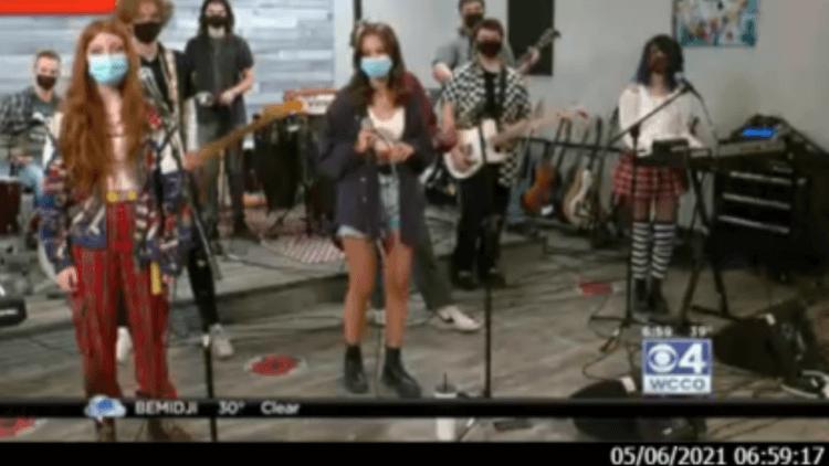 School of Rock Eden Prairie performs Paradise City by Guns-n-Roses
