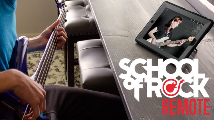 School of Rock Remote