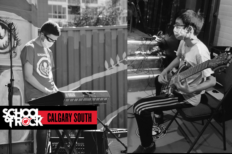 Summer Rocks! Songwriting & Recording Basics Music Camp (12-18)