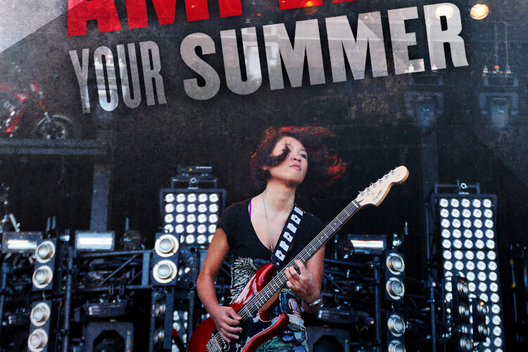 Classic Metal Camp (July 27 to 31)