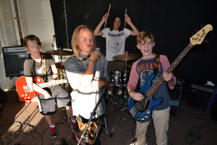 Led Zeppelin * 5 Day Summer Camp * Ages 7-18 * No Experience Required * Space Is Limited*
