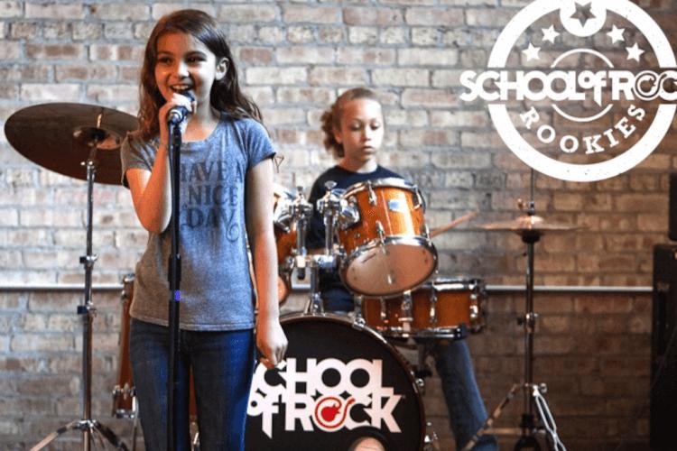 Camp - Rock Rookies