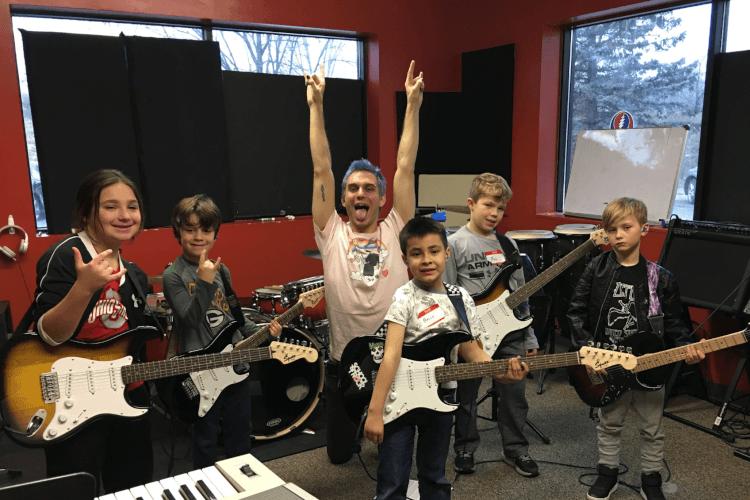 Beginner Guitar Camp - Winter