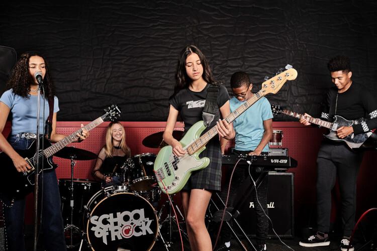 Women of Rock Camp