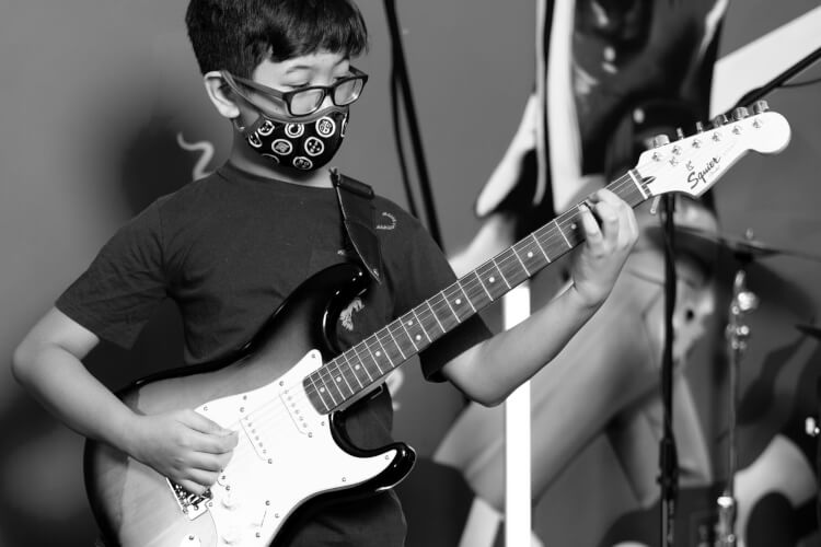 Classic Metal * 5 Day Summer Camp * Ages 7-18 * No Experience Required * Space Is Limited*