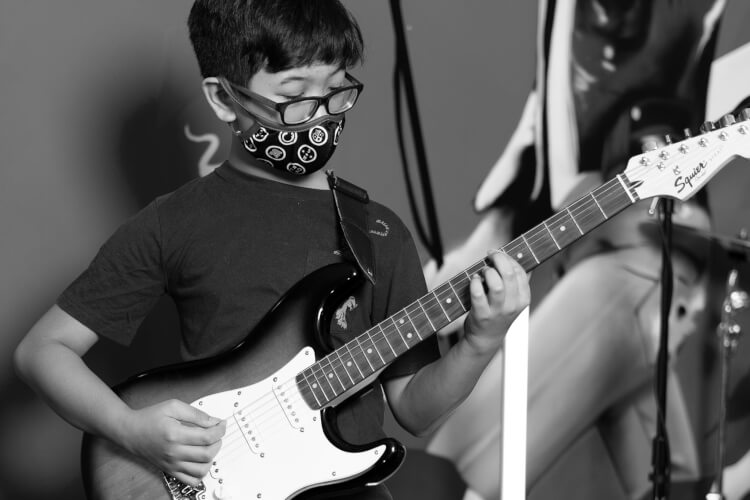 Summer Rock Rookies Half Day Camp (Ages 6 - 8)
