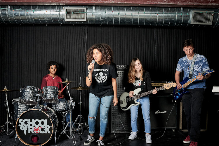 Legends of Rock Performance Camp