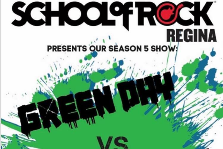 Rock 101 'Green Day' Camp