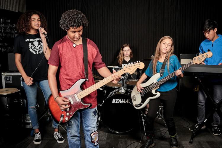 Legends of Rock Performance Camp