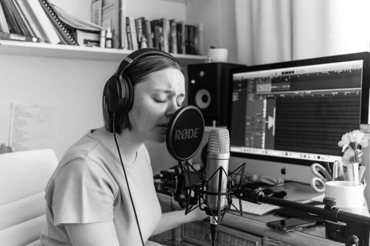 HOME RECORDING STUDIO PRESENCIAL