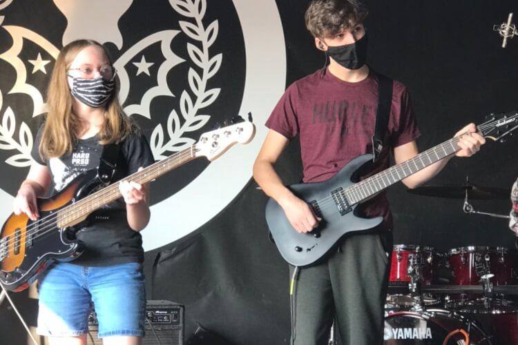 Modern Rock Camp (Aug 9 to 13, 2021)