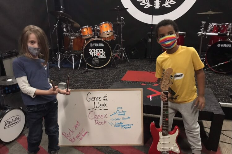Afternoon Rookies Rock Camp (Aug 3 to 6th, 2021)