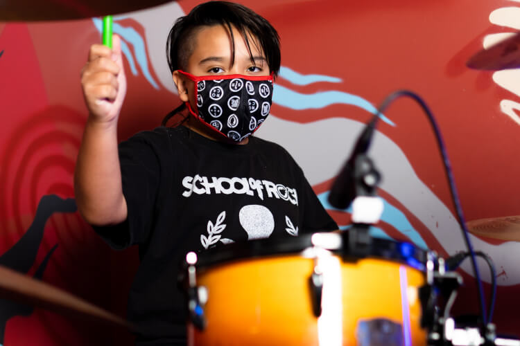 5 Day Summer Camp * Punk and Metal * Ages 7-18 * No Experience Required * Space Is Limited
