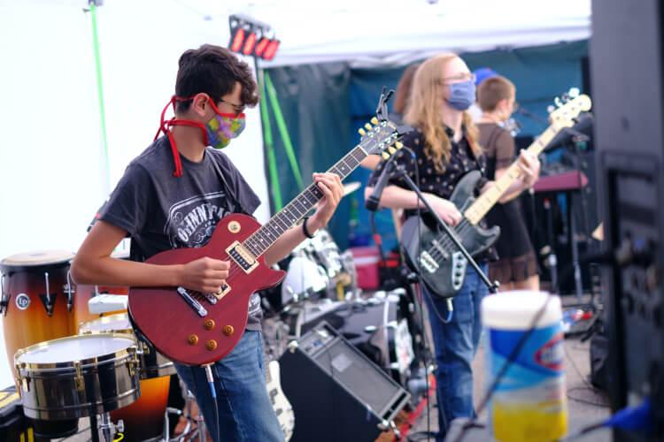 Grunge Rock Camp