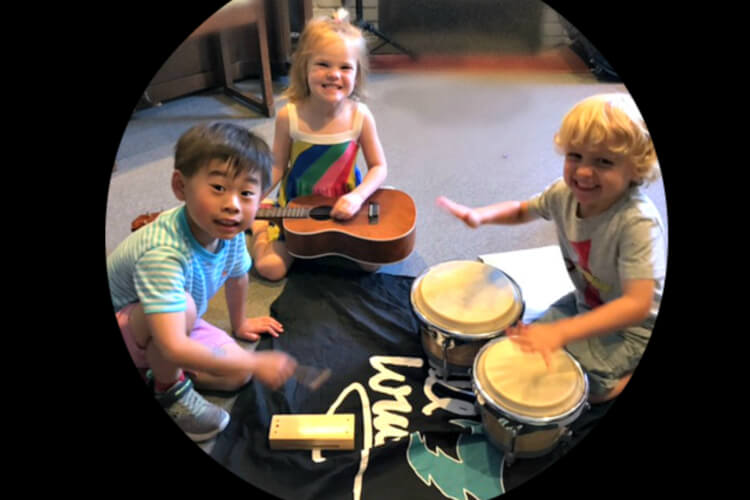 Little Wing Pre-School of Rock Camp (4 Half-Day Sessions)