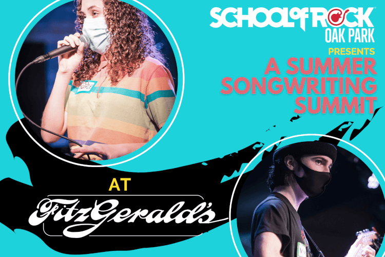A Summer Songwriting Summit at Fitzgerald's