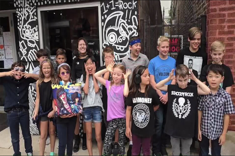 Rock 101 Camp: August 2020