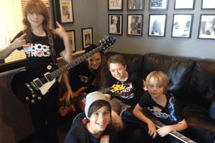 Rock 101 Band Camp Summer 2020