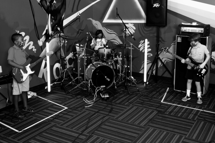 Rock 101 Band Camp