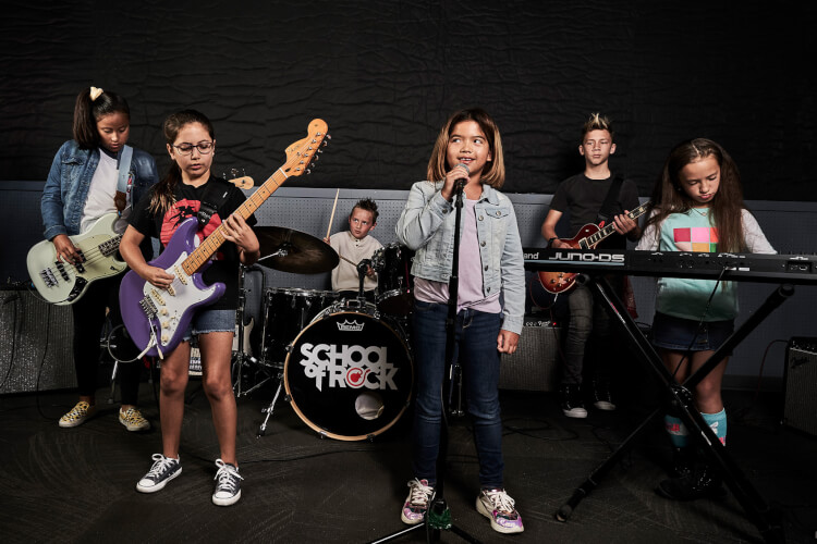 Rock 101 Camp (ages 7-12)