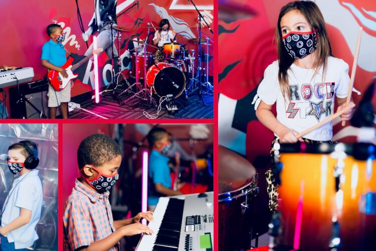 Rock 101 Summer Camp