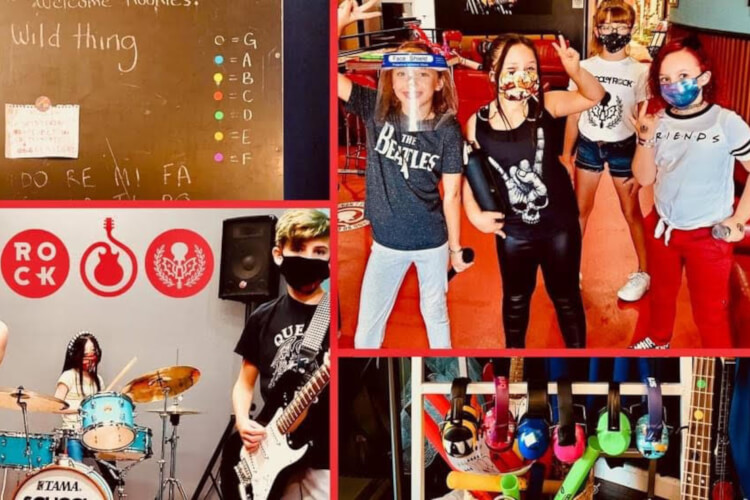 ROCK101 CAMP (Ages 8-11)
