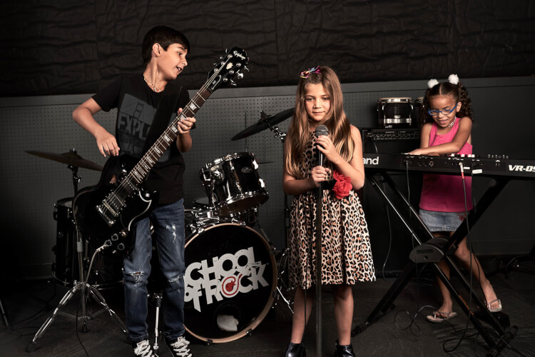 INTRO TO ROCK CAMP