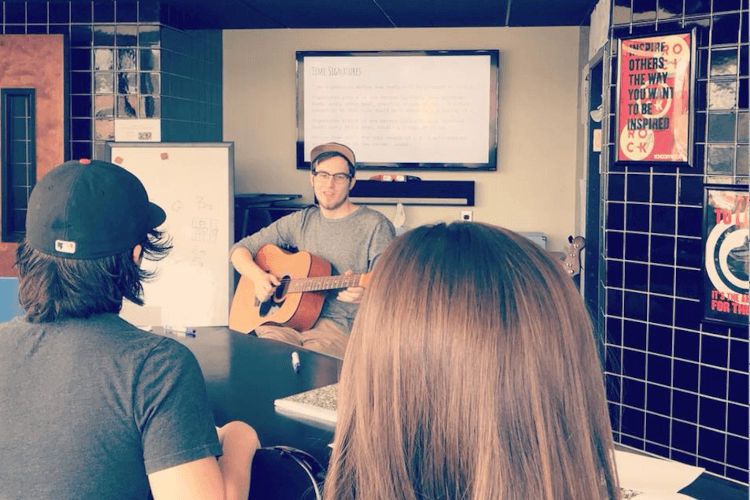 2020 Songwriting Camp