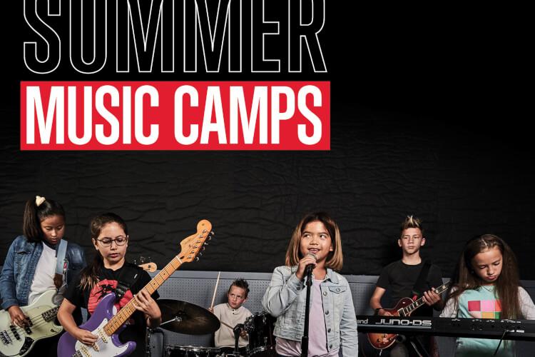 Rock 101 Camp