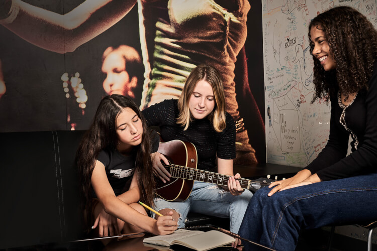 Songwriting & Performing Camp