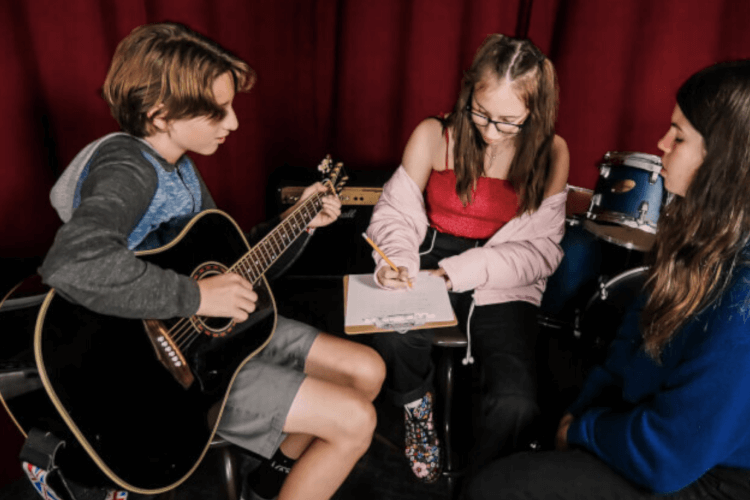 4-Day Songwriting Music Camp