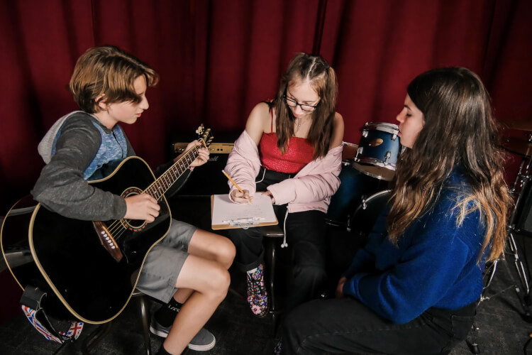Songwriting * 5 Day Summer Camp * Ages 7-18 * No Experience Required * Space Is Limited*