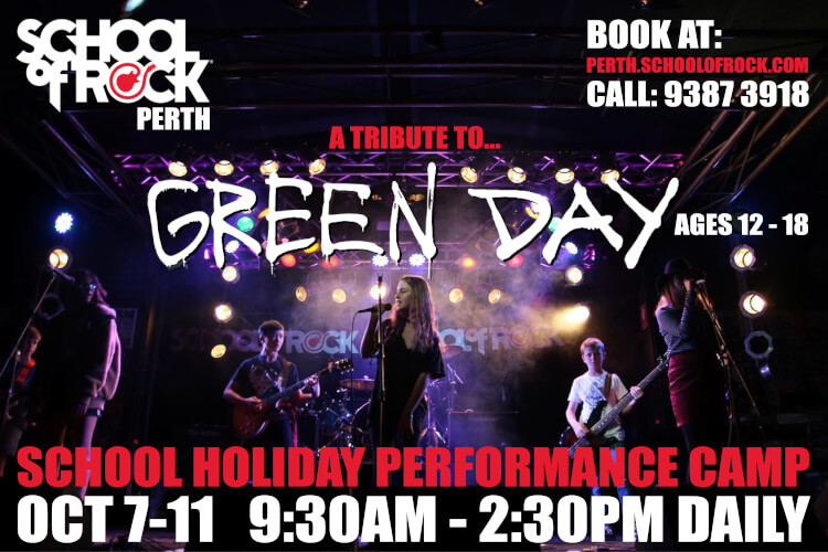 Greenday Performance Camp