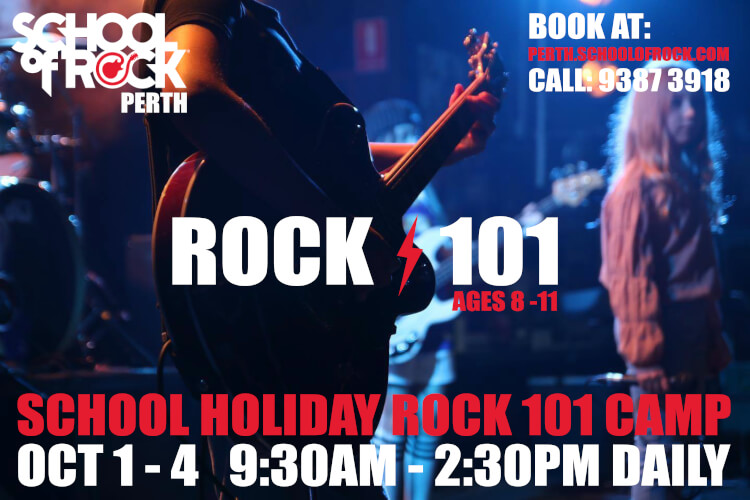 Rock 101 Bootcamp
