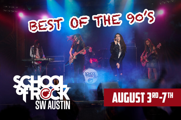 Best Of The 90's Camp
