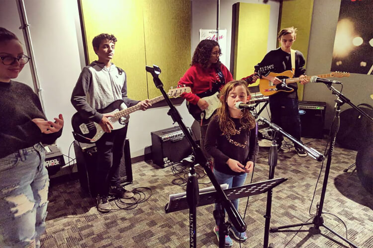 Songwriting and Recording Camp (2 weeks)