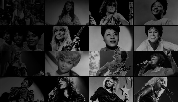 Female artists that have made on impact on modern music