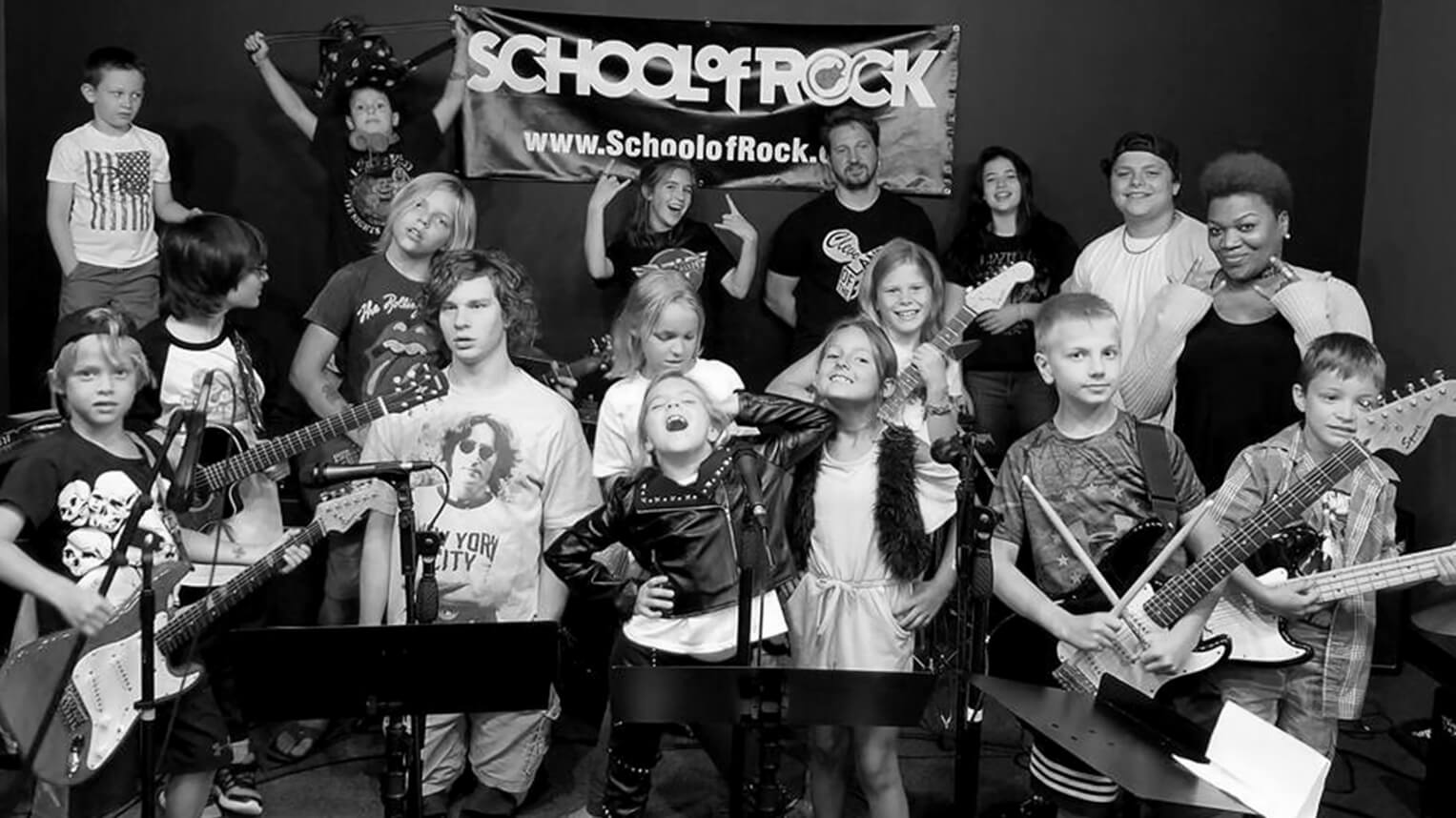Local Summer Music Camps at School of Rock